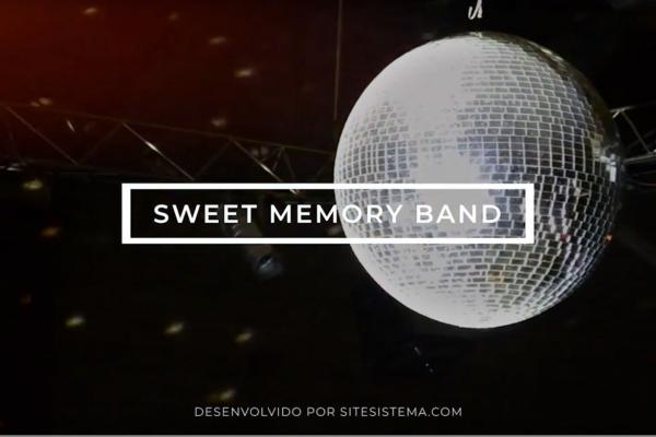 Vídeo Show Sweet Memory Band